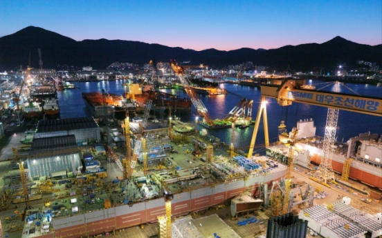 DSME to resume US$2.7b Kazakhstan oil facility project