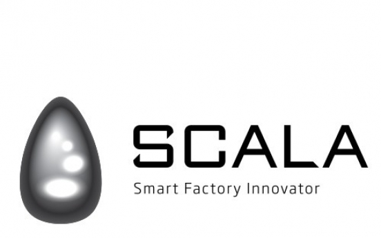 SK Holdings C&C launches smart factory brand Scala