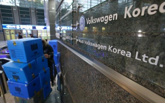 Volkswagen Korea attends public hearing