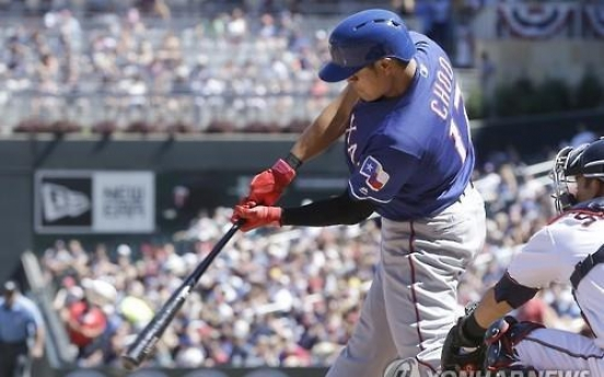 Rangers' Choo Shin-soo headed to DL for 3rd time in '16
