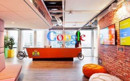Antitrust watchdog raids Google Korea office
