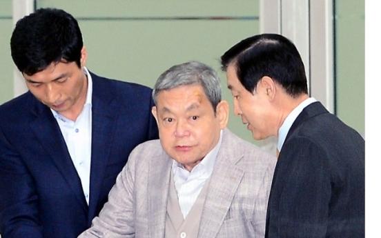 Samsung chairman Lee Kun-hee mired in sex scandal