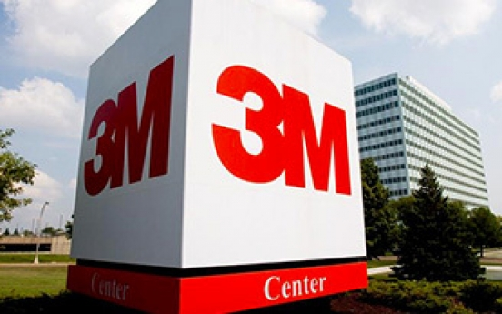 3M supplied more than 1.18m toxic filters in Korea: report