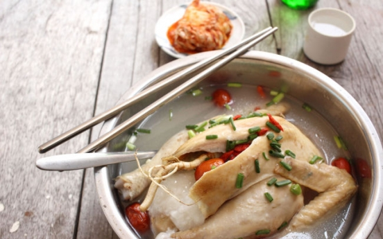 [Weekender] Healthy, tasty local dishes that nourish during summer