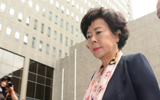 Lotte founder's daughter to be indicted
