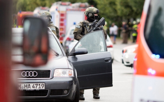 Police give all-clear in Munich shooting, say suspect dead