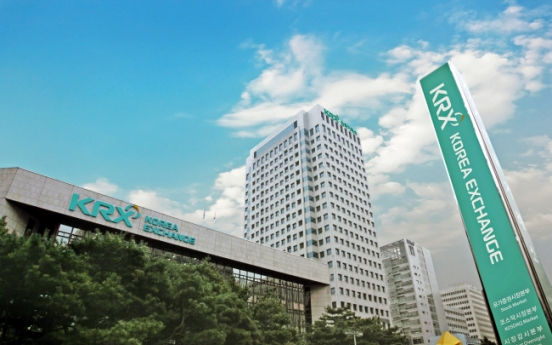 Korea's stock market cap rank rises