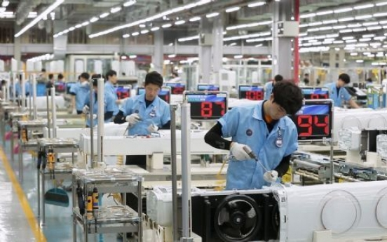 Samsung, LG suppliers no exception to restructuring