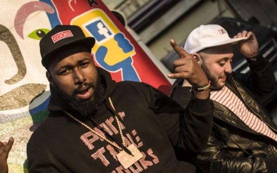 Part Time Cooks heat up the Korean hip-hop scene