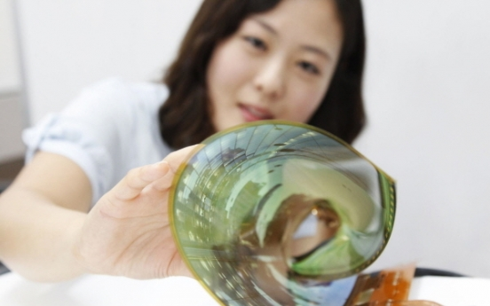 Race to lead OLED market heats up