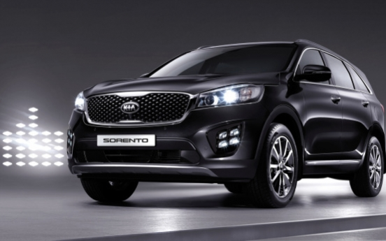 Kia Motors to launch new SUV to boost Chinese sales