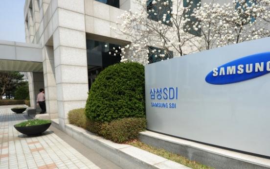 Samsung SDI suffers operating loss in Q2
