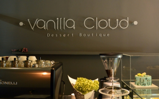 Cakes with a novel twist at Vanilla Cloud