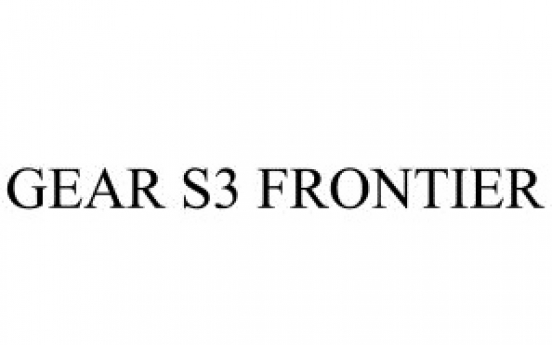 Samsung files trademark for Gear S3 Frontier