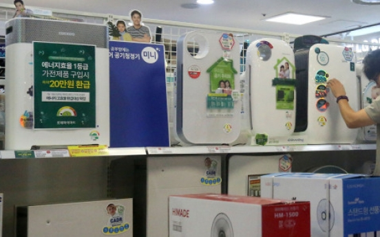 Air purifier companies agree on stricter product regulation: source