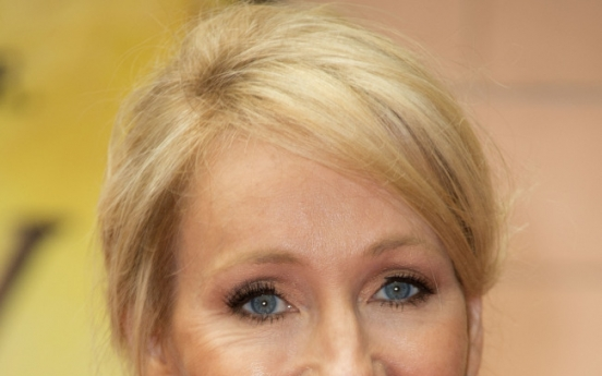 [Newsmaker] Rowling hopes Harry Potter play goes global