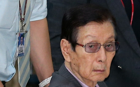 [LOTTE PROBE] Prosecution looking into tax evasion allegations against Lotte founder