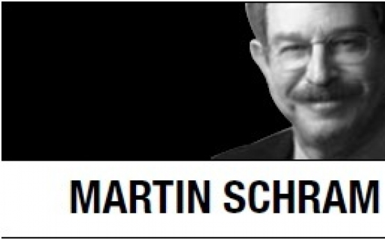 [Martin Schram] How a new leader's dream became a Grand Old Party's 'scary' reality