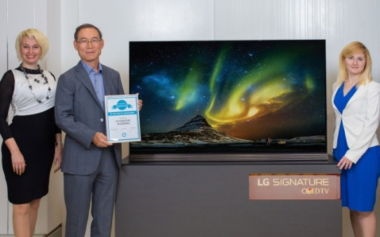 [Photo News] Best TV in Russia