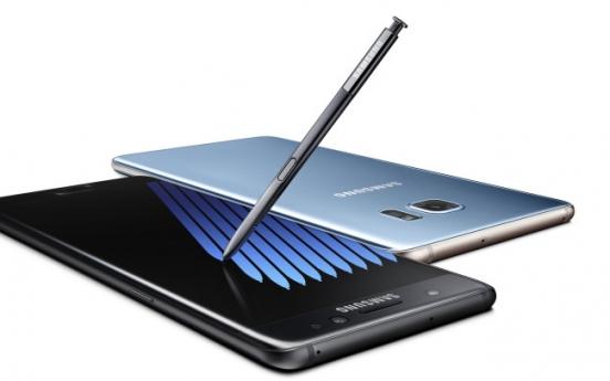 Preinstalled gov't app on Samsung Galaxy Note 7 faces flak