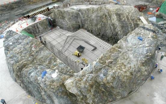 'Korean nuclear power plants safe from earthquakes'