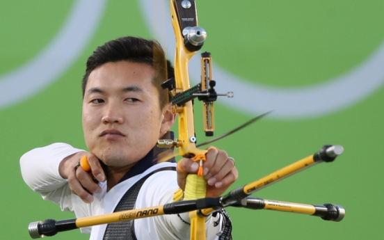 S. Korea sweeps all four archery titles in Rio