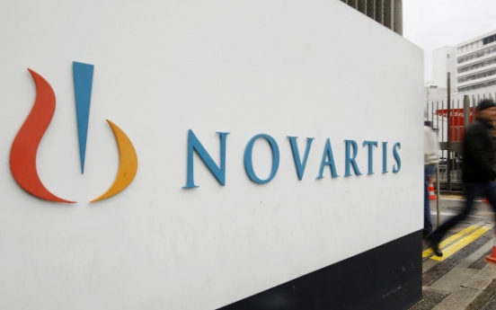Novartis Korea executives charged for bribing doctors