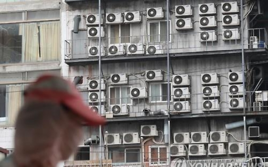 Electricity consumption hits fresh record high again amid heat wave