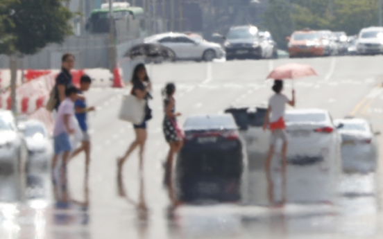[NEWSMAKER] South Korea hit by abnormal heat wave