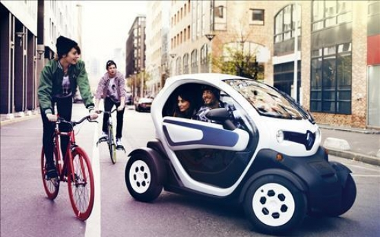 Twizy may be launched in October