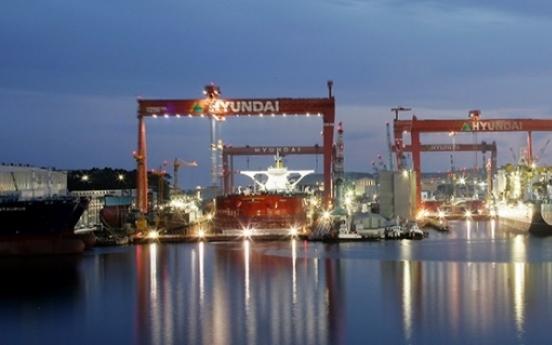 Three Hyundai shipbuilders warn of all-out strike
