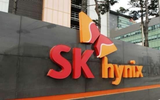 SK hynix unveils new memory chips