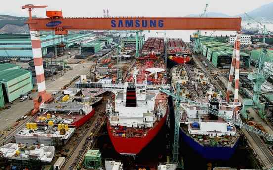 Ailing shipbuilders to turnaround in Q3