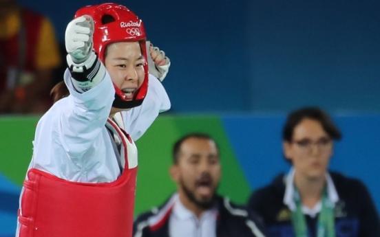 South Korean Oh Hye-ri wins taekwondo gold