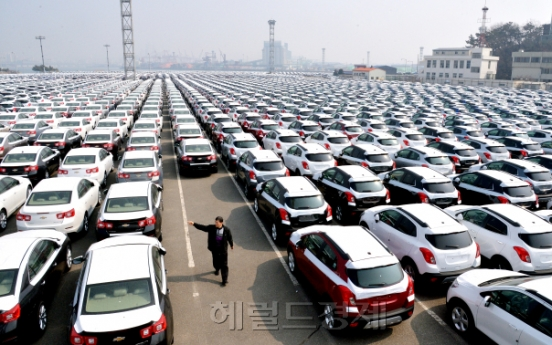 S. Korea's exports likely to continue decline in August
