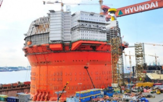 Hyundai Heavy to pay back US$170m to end rig contract dispute