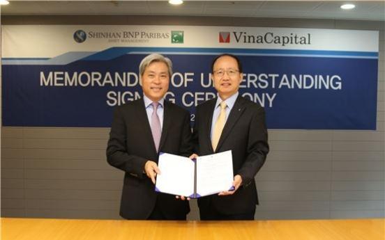 Shinhan BNP Paribas, VinaCapital launch investment fund