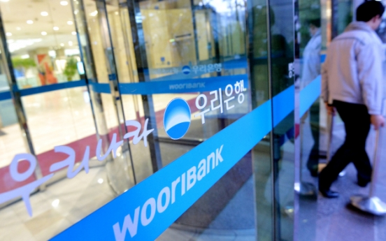 S&P raises Woori Bank's rating to 'BBB+'