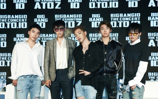 [EQUITIES] 'YG Entertainment soars on top music bands'