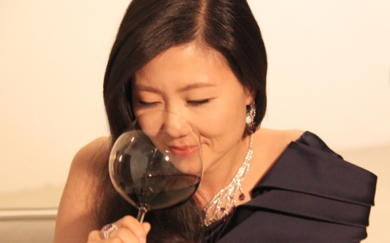 [Herald Interview] Wine master Jeannie Cho Lee talks pairing for Asian palate