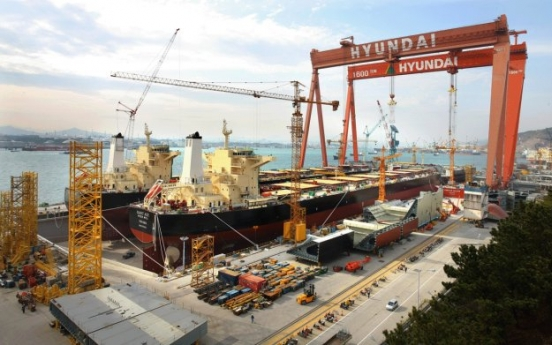 Hyundai Heavy union files injunction against restructuring measures
