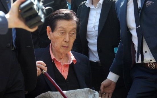 Real estate assets of Lotte founder's wife reach over W100b