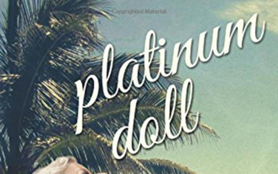 Old Hollywood glamour in 'Platinum Doll'