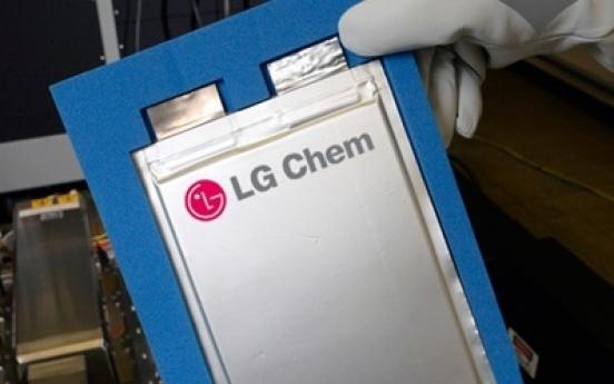 [EQUITIES] LG Chem's Q3 profits to miss market estimates: Kiwoom