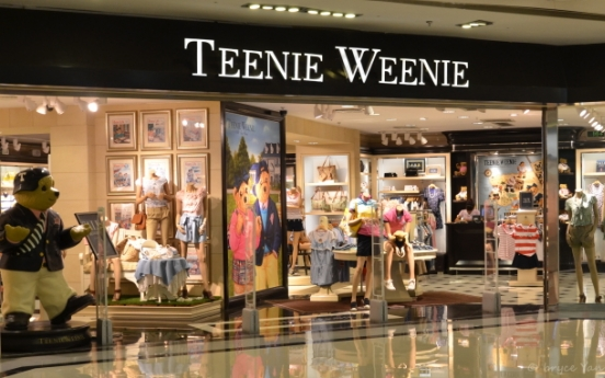 E-Land sells Teenie Weenie to China's V-Grass for W1tr