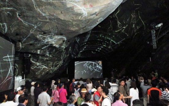 Gwangmyeong Cave wraps up Lascaux exhibition, looks to next chapter