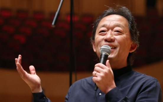 Maestro Chung appointed Tokyo Phil honorary music director