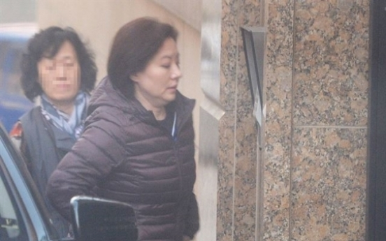 Prosecution seeks to forcibly summon Lotte founder's wife