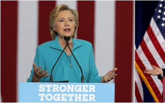 Korean-Americans favor Clinton