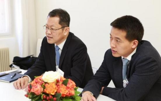 Hanwha Group heir sees 13-fold jump in solar energy market share